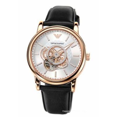 エンポリオアルマーニ 時計 EMPORIO ARMANI メンズ 腕時計 Luigi Meccanico AR60013