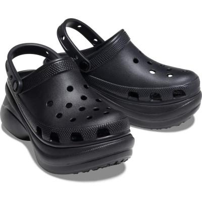 [クロックス公式] クロッグ クロックス クラシック ベイ クロッグ ウィメン レディース、ウィメンズ、女性用 ブラック/黒 21cm,22cm,23cm,24cm,25cm Women's Crocs Classic Bae Clog