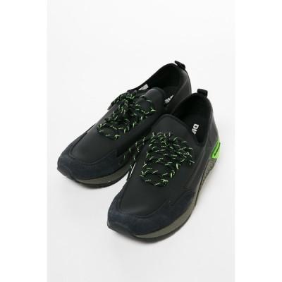 ディーゼル スニーカー ローカット シューズ スリッポン S-KBY - sneakers メンズ Y01534 P1414 ブラック DIESEL