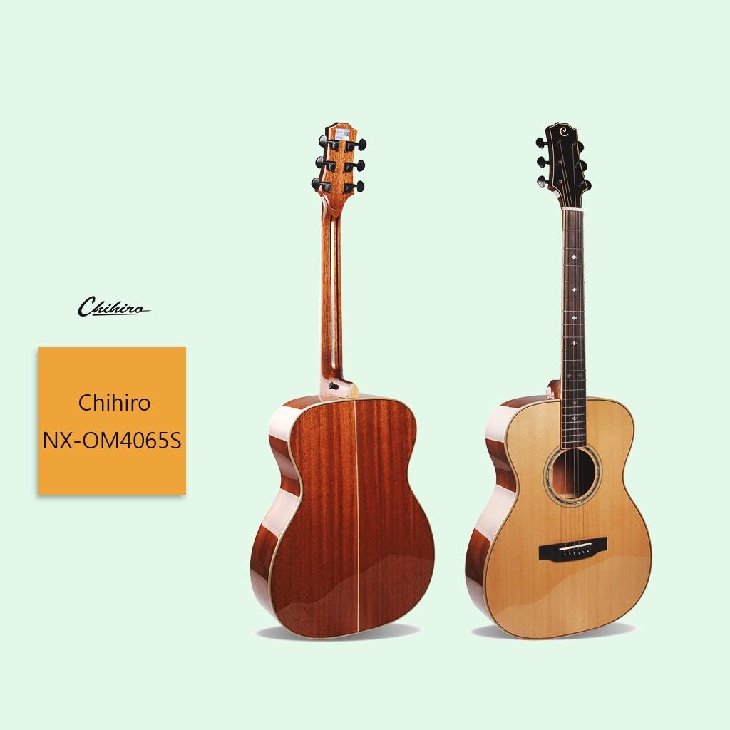 【Chihiro】NX-OM4065S 民謠吉他  40吋面單 雲杉單板 高檔手工