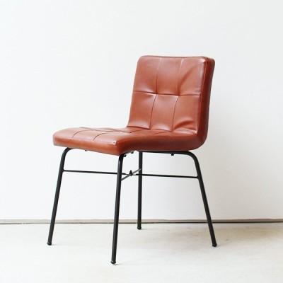 anthem 椅子 チェア Chair アンセム ダイニングチェア ANC-2552BR シンプルモダン カフェ風 パソコンチェア レトロ デスクチェア コンパクト