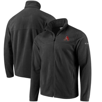 アリゾナ・ダイヤモンドバックス Columbia Flanker Full-Zip ジャケット - Charcoal