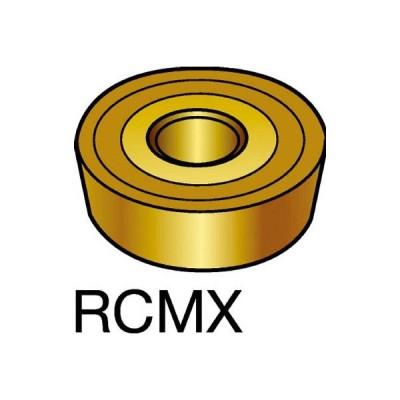 サンドビック(株) サンドビック T−Max P 旋削用ポジ・チップ H13A RCMX 10個【156-2321】