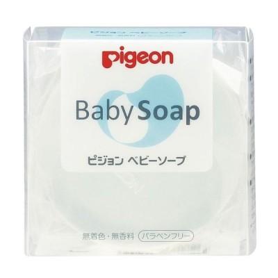 ピジョン ベビーソープ 詰め替え 90G ベビー用固形石鹸