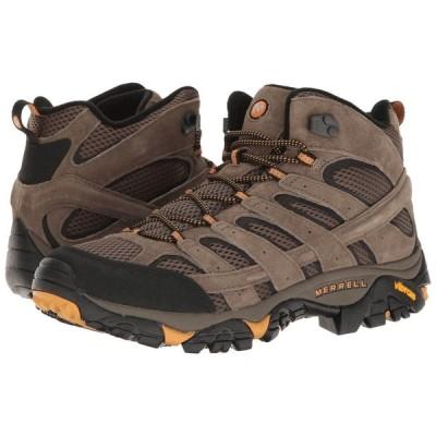 メレル Merrell メンズ ハイキング・登山 シューズ・靴 Moab 2 Vent Mid Walnut