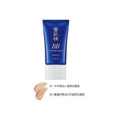 【特価】 コーセー 雪肌精 ホワイト BBクリーム (30g) 1個  エッセンスファンデーション  SPF40 PA+++ 【KOSE ベースメイク 化粧品】