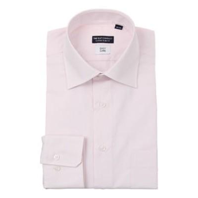 ワイドカラードレスシャツ シャドーストライプ 〔EC・CLASSIC SLIM-FIT〕