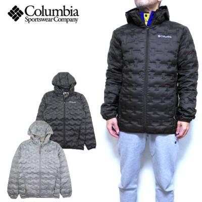 コロンビア COLUMBIA ダウンジャケット メンズ Delta Ridge Down Hooded Jacket アウター 20新作