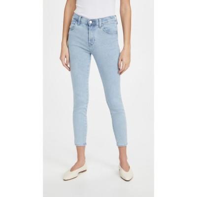 ジェイ ブランド J Brand レディース ジーンズ・デニム スキニー ボトムス・パンツ Alana High Rise Crop Skinny Jeans Reverie