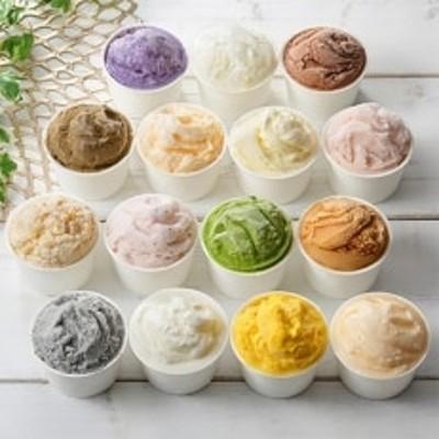 【のし付】【北海道】厳選 アイスクリーム 食べ比べ 15個 手作り ジェラート 北国A 500