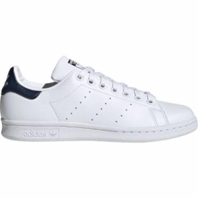 アディダス adidas レディース スニーカー スタンスミス シューズ・靴 Originals Stan Smith Primegreen Shoes White/Navy