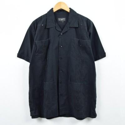 STEVE&BARRY'S メキシカンシャツ キューバシャツ XL /eaa034614