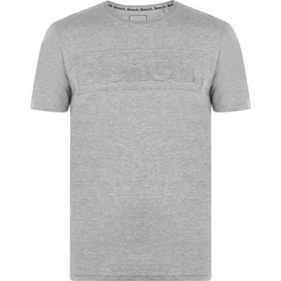 ベンチ Bench メンズ Tシャツ トップス T Shirt Grey