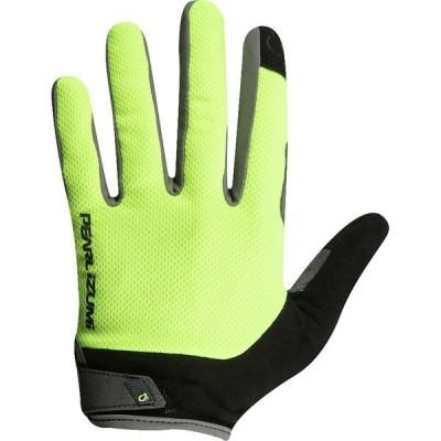 パールイズミ アクセサリー メンズ サイクリング Attack Full-Finger Glove - Men's Screaming Yellow