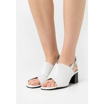マルコトッツイ レディース 靴 シューズ Sandals - white/black