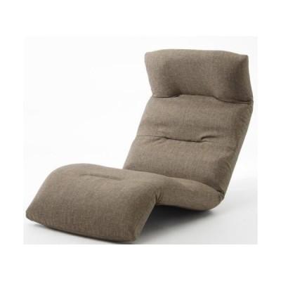 セルタン 日本製 座椅子 和楽の雲/A193下R-561BR ダリアンブラウン/下タイプ
