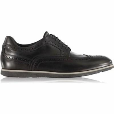 ヒューゴ ボス Boss レディース シューズ・靴 Pegaso_Derb_ltwtb Black