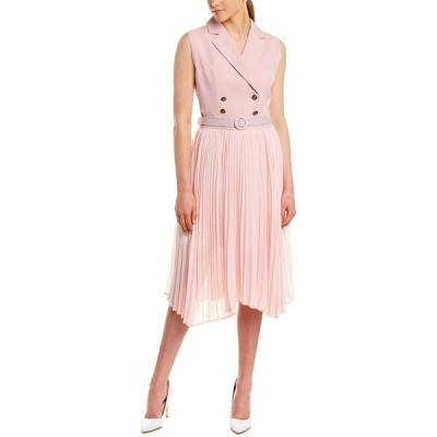 バーリコ ワンピース トップス レディース BURRYCO A-Line Dress pink