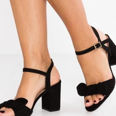 ニュールック レディース サンダル TREATS - Sandals - black