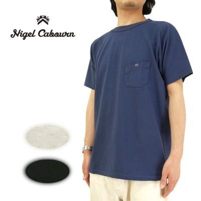 Nigel Cabourn ナイジェルケーボン 半袖 Tシャツ NEW BASIC T-SHIRT 80400021020