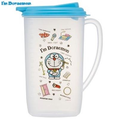 スケーター ウォーターポット 冷水筒 I'm Doraemon ひみつ道具 ドラえもん 1.9L CI19