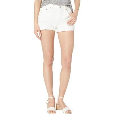 リーバイス Levi's Premium レディース ショートパンツ ボトムス・パンツ Premium 501 Shorts Pearly White