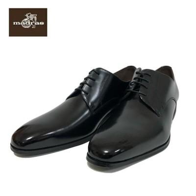 マドラス/madras VC5602  VIA madras/ヴィアマドラス紳士靴 ビジネスシューズ メンズ(ブラック)