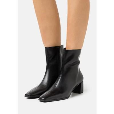 レディース 靴 シューズ TESSA - Classic ankle boots - black