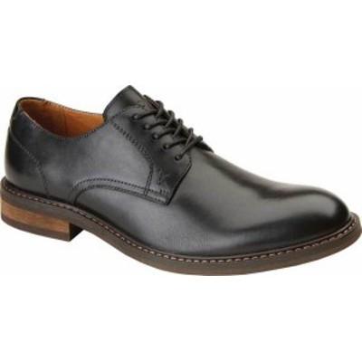 バイオニック メンズ スニーカー シューズ Men's Vionic Graham Oxford Black Leather