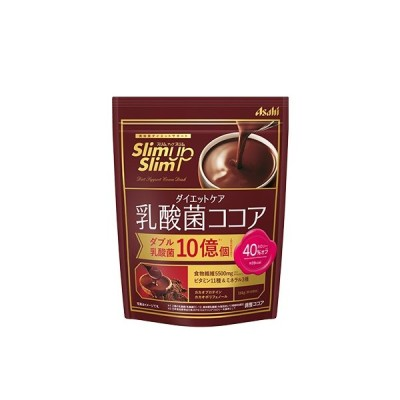 【A】 アサヒ スリムアップスリム ダイエットケア 乳酸菌ココア 150g