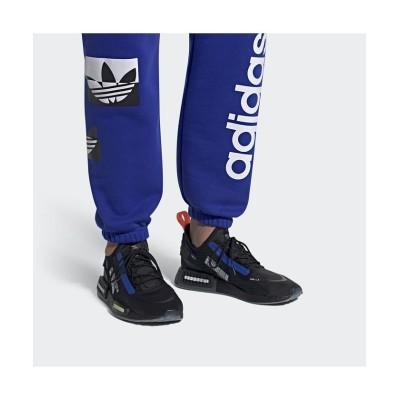 【アディダス】 NMD_R1 SPECTOO ユニセックス ブラック 24.0cm adidas