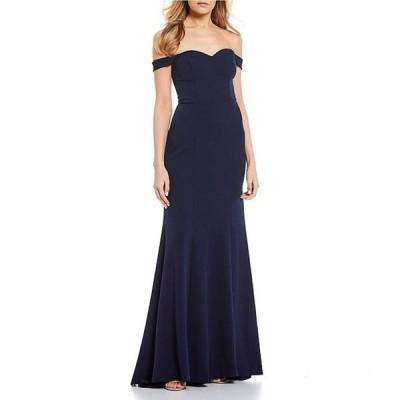ビーダーリン レディース ワンピース トップス Off-The-Shoulder Long Dress