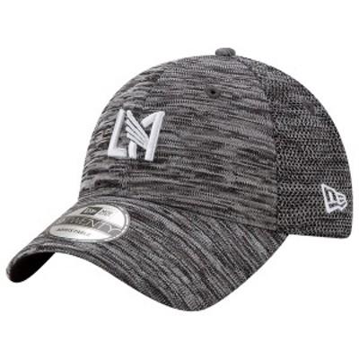 ニューエラ メンズ 帽子 アクセサリー LAFC New Era Onfield Alternate 9TWENTY Adjustable Hat Gray