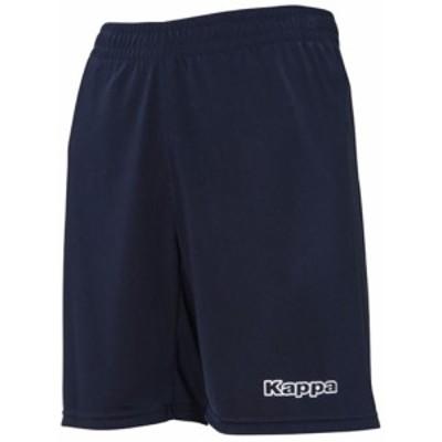 Kappa(カッパ) ジュニアゲームパンツNV (phe-kf8e2sp31-nv) ユニフォームシャツ ゲームシャツ・パンツ サッカー フットサル プレ