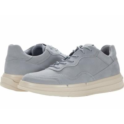 エコー スニーカー シューズ レディース Soft X Sneaker Silver/Grey