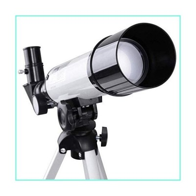 GUOXY Children Educational Astronomical Telescope Monocular Optical Toys for Kids Stargazing and Moon Watching with Tripod,Binoculars並行