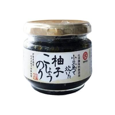 LOHACO限定 無添加 小豆島で炊いた柚子こしょうのり( 伊勢産海苔と九州産柚子胡椒) 1個 タケサンフーズ