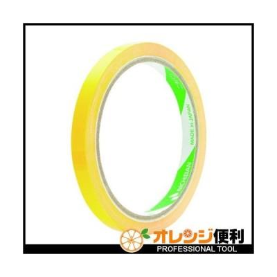 ニチバン バッグシーリングテープ黄 520Y 9mm×50m 520Y 【795-2643】