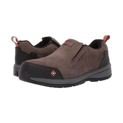 Merrell Work メンズ 男性用 シューズ 靴 スニーカー 運動靴 Windoc Moc Steel Toe - Boulder