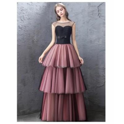 ロングドレス 演奏会 パーティードレス 高級 ウエディングドレス 結婚式 ステージ ピアノ 発表会 上品 大人 合唱衣装 20代30代40代 大き
