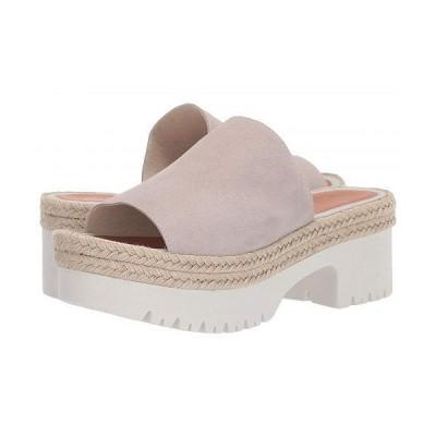 Aquatalia アクアタリア レディース 女性用 シューズ 靴 ヒール Whitney - Stone Suede