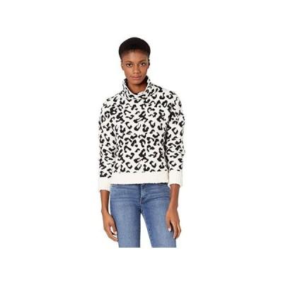 アグオーストラリア Sage Fluffy Sweater Knit レディース セーター Snow Leopard