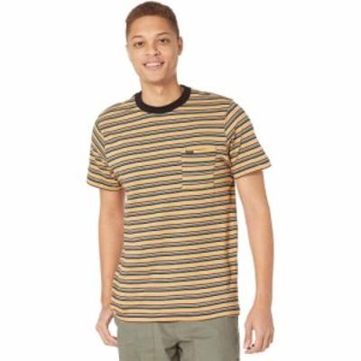 ボルコム Volcom メンズ Tシャツ トップス Cornett Crew Short Sleeve Black