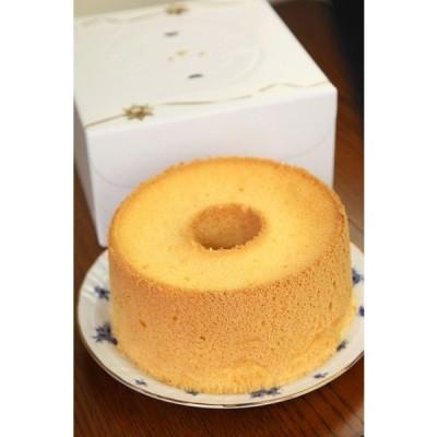 シフォンケーキ レモン!!瀬戸内海の小さな島で育った国産レモン使用しています。さっぱりとしたシフォンです。 直径 19cm
