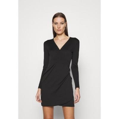 エル ティ ビー ワンピース レディース トップス LICEFO - Shift dress - black