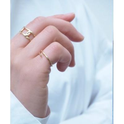 指輪 silver925 フリーサイズピンキーリング