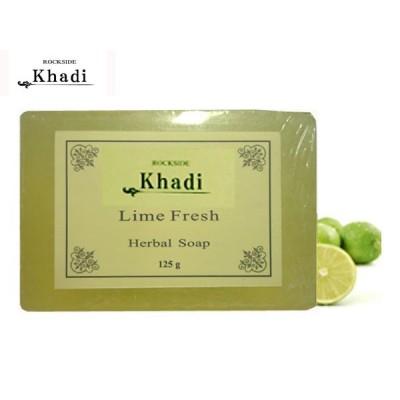 カーディ ライムフレッシュ ハーバルソープ Rockside KHADI LIME FRESH SOAP