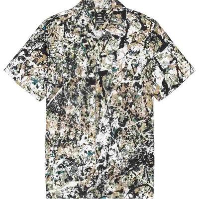 ヴァンズ Vans レディース ブラウス・シャツ トップス x moma jackson pollock shirt Pollock