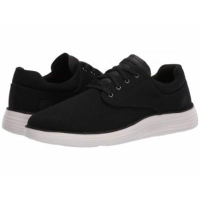 SKECHERS スケッチャーズ メンズ 男性用 シューズ 靴 スニーカー 運動靴 Status 2.0 Burbank Black【送料無料】