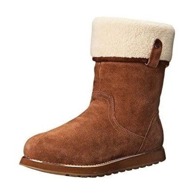 ブーツ スケッチャーズ Skechers 48692 レディース Keepsakes-Triミリings ウインター ブーツ. Chestnut